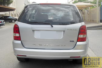 Ssang Yong Re-Xton 2006 Family