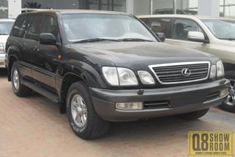 Lexus LX 470 2002 4x4