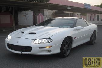 Chevrolet Camaro SS 2002 Sports