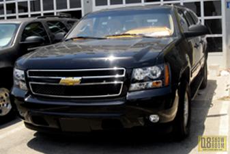 Chevrolet Suburban 2011 Family