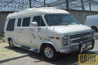 Chevrolet Van 1991 Van