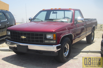 Chevrolet Pick Up 1991 Pick-Up