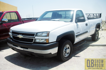 Chevrolet Silverado 2007 Pick-Up