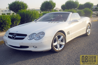Mercedes SL 350 2004 Sports