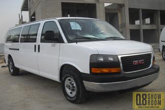 GMC SAVANA 2010 Van