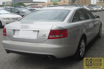 Audi A6 2007 Sedan