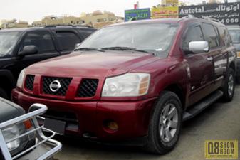 Nissan Armada 2005 4x4