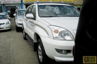 Toyota Prado 2004 4x4