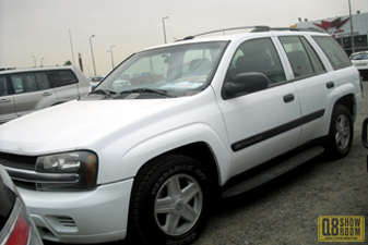 Chevrolet Trail Blazer 2003 Family