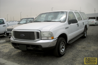 Ford Excursion 2004 Family