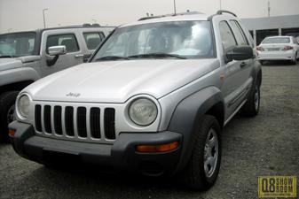 Jeep Cherokee 2003 4x4