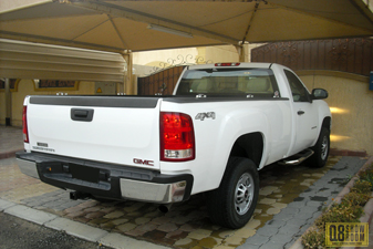 GMC Sierra 2011 Pick-Up