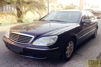 Mercedes S 350 L 2003 Sedan