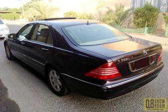 مرسيدس S 350 L 2003 صالون