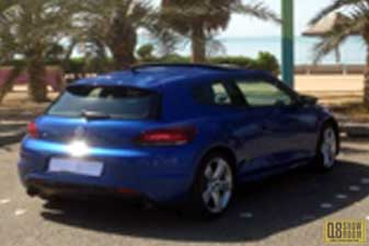 Volkswagen Scirocco 2014 Sports