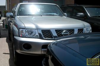 Nissan Patrol 2009 4x4