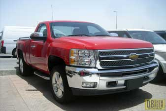 Chevrolet Silverado 2012 Pick-Up