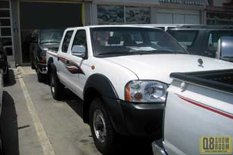 Nissan Pick Up 2012 Pick-Up