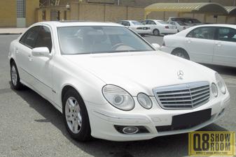 مرسيدس E 200 2007 صالون
