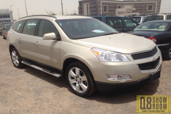 Chevrolet Traverse 2010 Family
