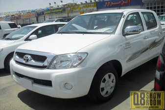 Toyota Hilux 2011 Pick-Up
