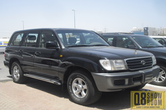 Toyota Land Cruiser 2001 4x4