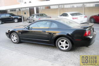 Ford Mustang 2003 Sports