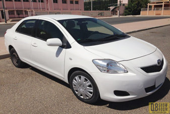 Toyota Yaris 2012 Sedan