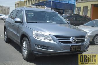 Volkswagen Tiguan 2009 Family