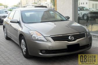 Nissan Altima 2008 Sedan