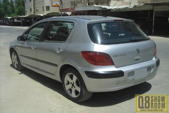 Peugeot 307 2004 Sedan