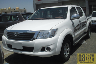 Toyota Hilux 2012 Pick-Up