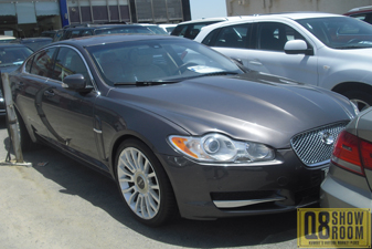 Jaguar XF 2009 Sedan