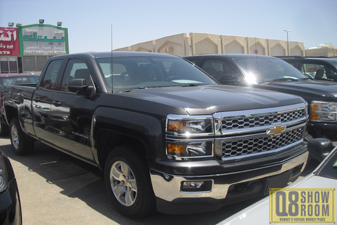 Chevrolet Silverado 2014 Pick-Up