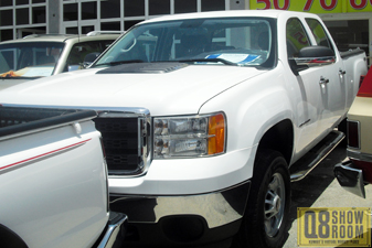 GMC Sierra 2012 Pick-Up