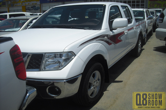 Nissan Navara 2010 Pick-Up