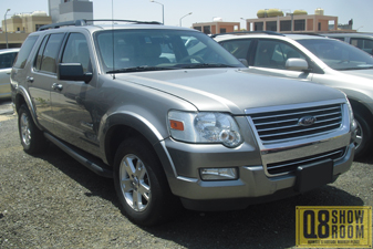 Ford Explorer 2008 Family