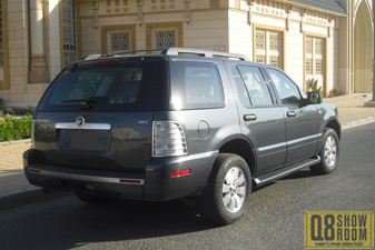 Mercury Mountaineer 2009 4x4