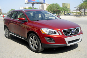 Volvo CX 60 2013 Family