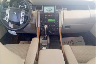 Range Rover SOPER CHARG 2008 4x4