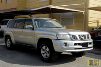 Nissan Safari 2009 4x4