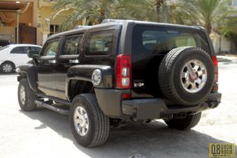 Hummer H3 2009 4x4