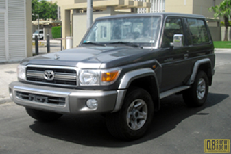 Toyota Land Cruiser 2013 4x4