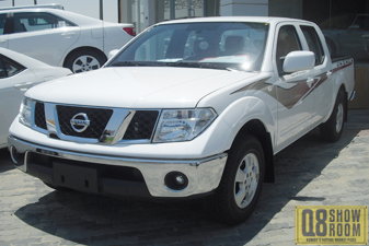 Nissan Navara 2014 Pick-Up
