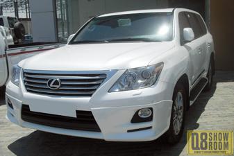 Lexus LX 570 2011 4x4
