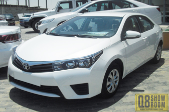 Toyota Corola 2014 Sedan