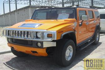 Hummer H2 2003 4x4