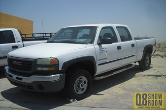 GMC Sierra 2004 Pick-Up