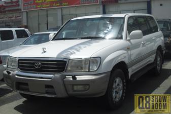 Toyota Land Cruiser 1999 4x4