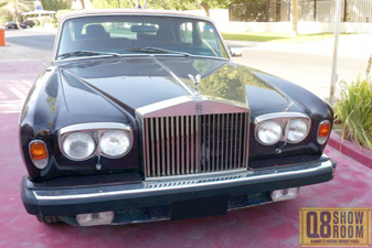 Rolls Royce Silver Raith 1980 Sedan